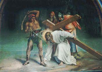 3 Jesús Cae por Primera Vez