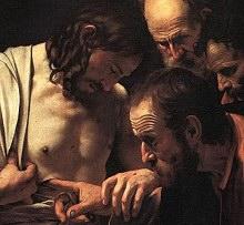 Jesús y Tomás