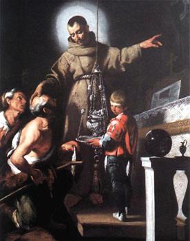 Resultado de imagen para San JUAN BAUTISTA de ROSSI