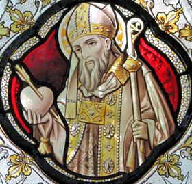 San Agustín de Hipona, ruega por nosotros.
