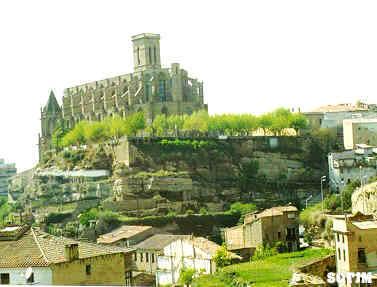 Monasterio en Manresa