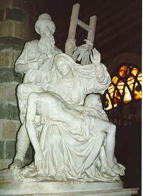 Pieta Orvieto