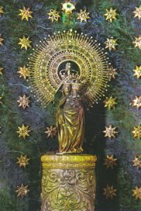 Historia de la Virgen del Pilar (12 de octubre)
