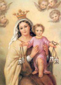 Imagenes Religiosas Virgen Del Carmen