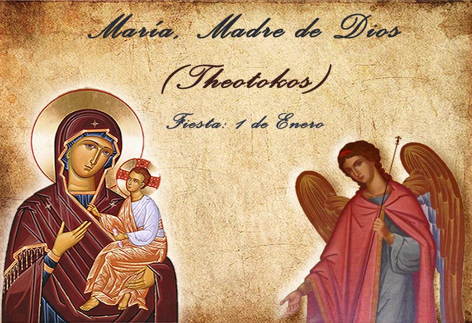 Resultado de imagen para María Madre de Dios