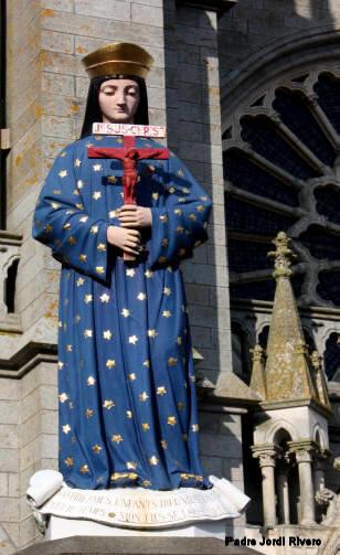 Nuestra Señora de Pontmain - Enciclopedia Mariana Lam