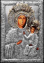 La Madre de Dios de Czestochowa