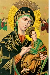 Novena a la Santísima Virgen del Perpetuo Socorro