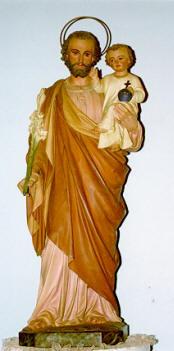 San José con Jesús
