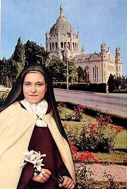 Santa Teresita de Lesieux y Basílica