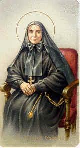 Resultado de imagen para Santa Francisca Javiera Cabrini