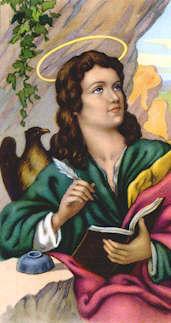 Resultado de imagen para san juan evangelista