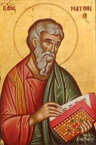 Apostol San Matias