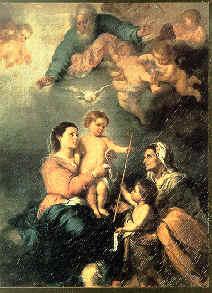 Lla Virgen de Sevilla