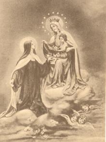 Resultado de imagen para santa teresita del niño jesus