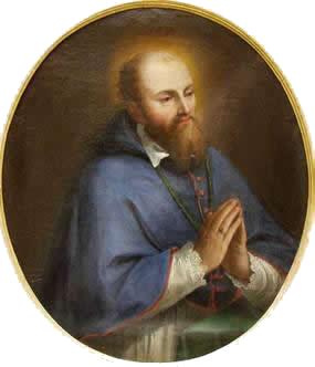 Resultado de imagen para San Francisco de Sales y el rosario