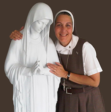 Mother Adela Galindo,sctjm