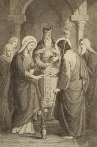 Resultado de imagen para La unión virginal de María y José