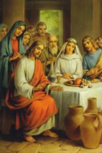 La Participación De La Santísima Virgen En La Vida Pública De Jesús