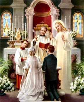 Matrimonio Catolico Valido : Matrimonio