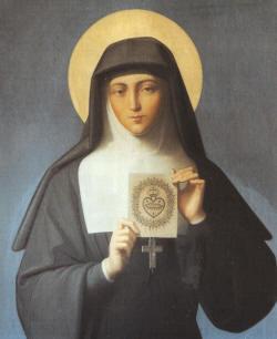 Sta Margarita Maria Alacoque